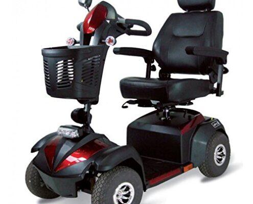 scooter elettrico disabili con 4 ruote